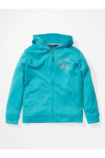 Boys' Mills Hoody, Enamel Blue, medium