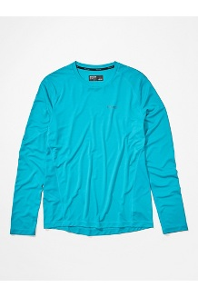 Men's Windridge Long-Sleeve Shirt, Enamel Blue, medium