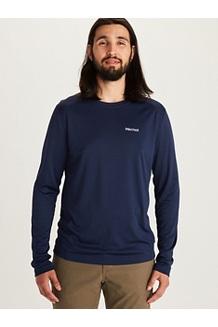 Men's Windridge Long-Sleeve Shirt, Arctic Navy, medium