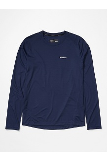 Men's Windridge Long-Sleeve Shirt, Arctic Navy, medium