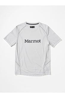 Men's Windridge with Graphic Short-Sleeve Shirt, White, medium