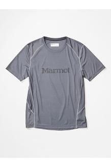Men's Windridge with Graphic Short-Sleeve Shirt, Steel Onyx, medium