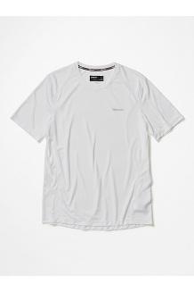 Men's Windridge Short-Sleeve Shirt, White, medium