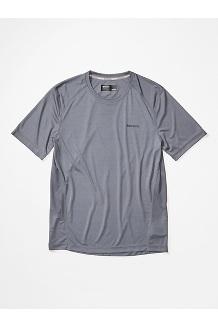 Men's Windridge Short-Sleeve Shirt, Steel Onyx, medium
