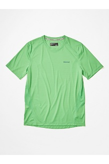 Men's Windridge Short-Sleeve Shirt, Kelly Green, medium