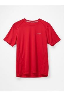 Men's Windridge Short-Sleeve Shirt, Team Red, medium