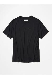 Men's Conveyor Short-Sleeve T-Shirt, Black, medium