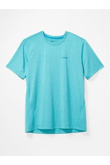 Men's Conveyor Short-Sleeve T-Shirt, Enamel Blue Heather, medium