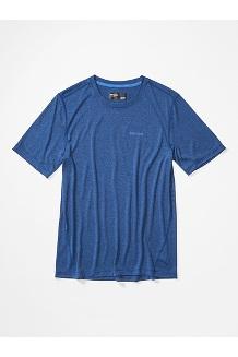Men's Conveyor Short-Sleeve T-Shirt, Varsity Blue Heather, medium