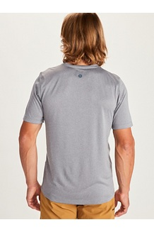 Men's Conveyor Short-Sleeve T-Shirt, Steel Onyx Heather, medium