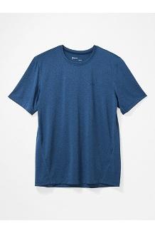 Men's Conveyor Short-Sleeve T-Shirt, Arctic Navy Heather, medium