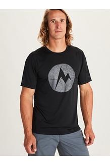 Men's Transporter Short-Sleeve T-Shirt, Black, medium