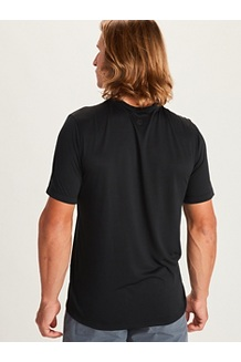 Men's Transporter Short-Sleeve T-Shirt, Black, medium