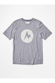 Men's Transporter Short-Sleeve T-Shirt, Steel Onyx Heather, medium