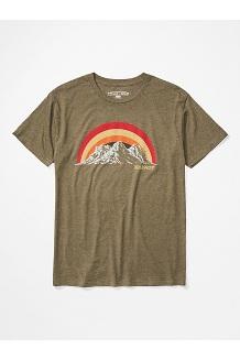 Men's Clove Hitch Short-Sleeve T-Shirt, Olive Heather, medium