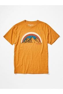 Men's Clove Hitch Short-Sleeve T-Shirt, Aztec Gold Heather, medium