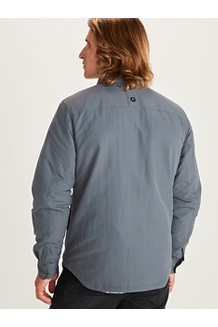 Men's Calder Jacket, Steel Onyx, medium