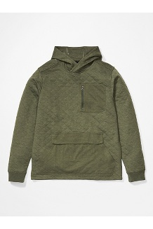 Men's Plyes Peak Hoody, Nori, medium