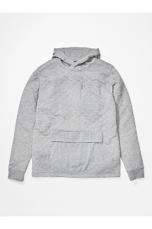 Men's Plyes Peak Hoody, Sleet, medium