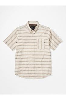 Men's Beacon Hill Short-Sleeve Shirt, Moonbeam, medium