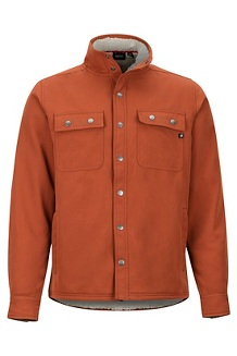 Men's Bowers Jacket, Terracotta, medium