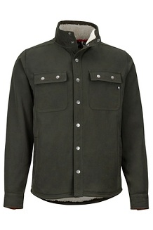 Men's Bowers Jacket, Rosin Green, medium