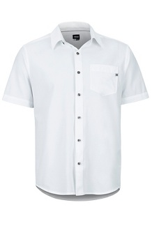 Aerobora SS Shirt, White, medium