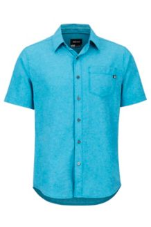 Aerobora SS Shirt, Turkish Tile, medium
