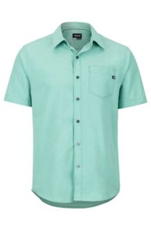 Aerobora SS Shirt, Pond Green, medium
