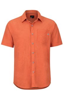 Aerobora SS Shirt, Orange Haze, medium
