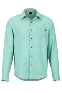 Aerobora LS Shirt, Pond Green, medium