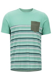 Doran Park Tee, Pond Green, medium