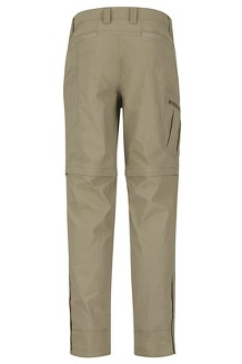 Men's Transcend Convertible Pants - Long, Cavern, medium