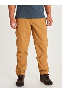 Men's Transcend Convertible Pants, Scotch, medium