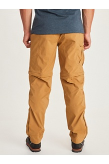Men's Transcend Convertible Pants, Scotch, medium