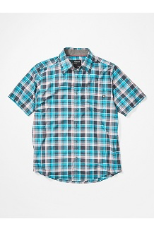 Syrocco SS Shirt, Enamel Blue, medium
