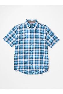 Syrocco SS Shirt, Dark Indigo, medium