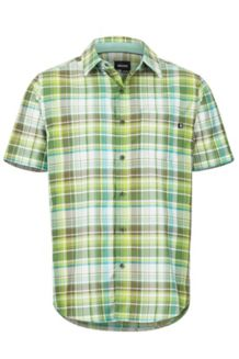 Syrocco SS Shirt, Pond Green, medium