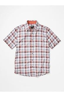Syrocco SS Shirt, Picante, medium