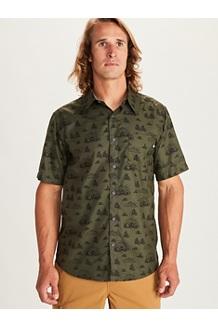 Syrocco SS Shirt, Nori Camping, medium