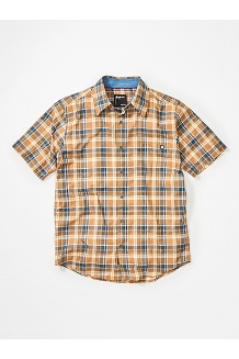 Syrocco SS Shirt, Solar, medium