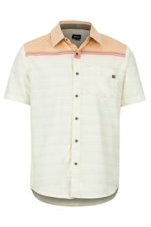 Syrocco SS Shirt, Aztec Gold, medium