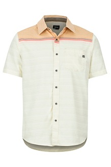 Syrocco SS Shirt, Aztec Gold, medium