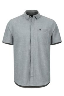 Aerowood SS Shirt, Slate Grey, medium