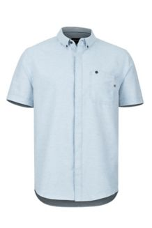 Aerowood SS Shirt, Celestial Blue, medium