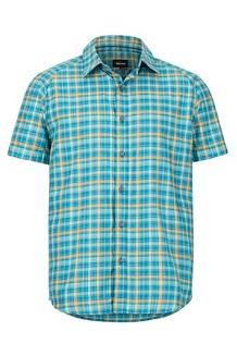Agrozonda SS Shirt, Denim, medium