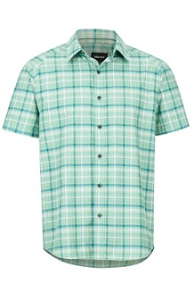 Agrozonda SS Shirt, Pond Green, medium
