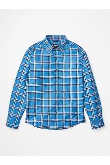 Aerofohn LS Shirt, Varsity Blue, medium