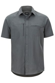 Danfield SS Shirt, Slate Grey, medium