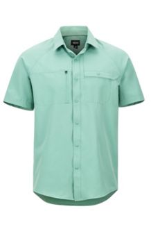 Danfield SS Shirt, Pond Green, medium